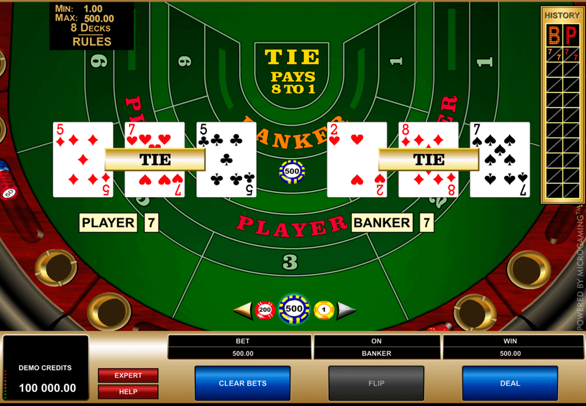 Where To Play Online Baccarat | Lesgarsdulabo | Your Best Baccarat Blog