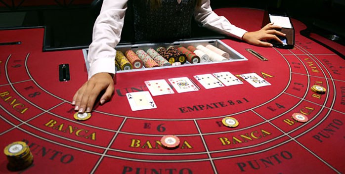Top 10 Baccarat Tips