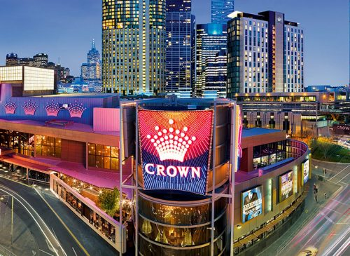 BACCARAT SCAM HITS MELBOURNE'S CROWN CASINO