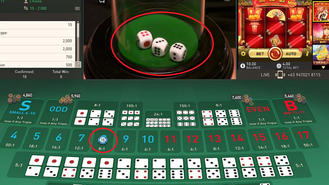 "1-3-2-6 Betting System Don't let the numbers fool you. This system might have numbers in its name but you don't need to be a pro in mathematics to understand this system. This system is a gambling strategy that works well on bets which are close to evens chance, particularly in Baccarat and Roulette. You can use this in different online casino games too. It's aim is to profit from a winning streak. The principal of the 1-3-2-6 system is that it operates on a risk on little cash to ultimately win a lot. Unlike other popular betting systems, this one does not require you to decrease your bets when you lose. It's positive progressive that allows you to just increase your bets when you win instead. Hence, this eventually allows you to recover any of your losses How does it work? The 1-3-2-6 betting system is a simple betting strategy all players, no matter beginners or professionals, can use. The sequence is 1-3-2-6, it is derived from the Paroli Betting Strategy, which entails winning four wagers in a row. The system works repeatedly which is 1, 3, 2 and 6. It works in each consecutive rounds, but here's a catch, you have to win. The 1-3-2-6 system works best for bets that pay even money. This is commonly used in Baccarat, Blackjack, Roulette and Craps, but you can still use this method on anything as long as the bets pay even money. When using this system, you will have to choose a base stake to bet with. So practically, it's just a cycle. If you win all four bets, you go back to the start. If you lose any bets, you also go back to the start. So you can proceed with the system if you are winning. During a streak of wins, the player increases his or her initial bet according to the next number in the sequence. The sequence goes like this - if you're betting $10 then your sequence is $10, $30, $20 and $60. Is this system worth using? As there are many types of betting systems, you start to question: ""Is the 1-3-2-6 system worth using?"" Despite the fact that this system was developed in such a way which helps you minimize the risk of losing sufficient funds, it also does have a downside just like any other betting system. So if you're planning on using it, you should be aware of the disadvantages. Typically, the 1-3-2-6 betting system can help you minimize the risk of losing big amounts of money. The maximum amount that you can lose is 2 units per round. The main difficulty when it comes to using the 1-3-2-6 system is managing to go through the first two rounds and winning. Once you manage to win the first two bets, you will be able to make some profit even if you lose the third and fourth rounds. The worst that can happen is that you may unfortunately lose 6 times in a row. However, if you're lucky enough to win, you will be able to gain back a lot of money by using the 1-3-2-6 betting system."