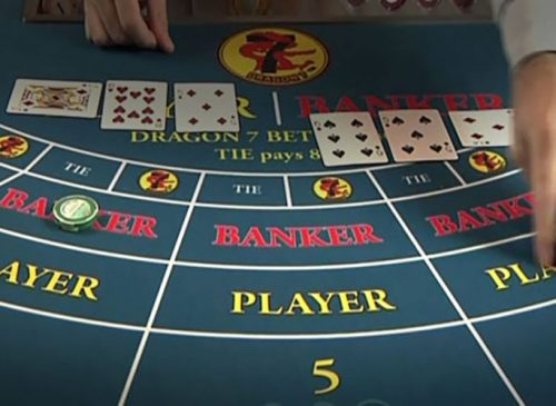 HOW TO PLAY BACCARAT