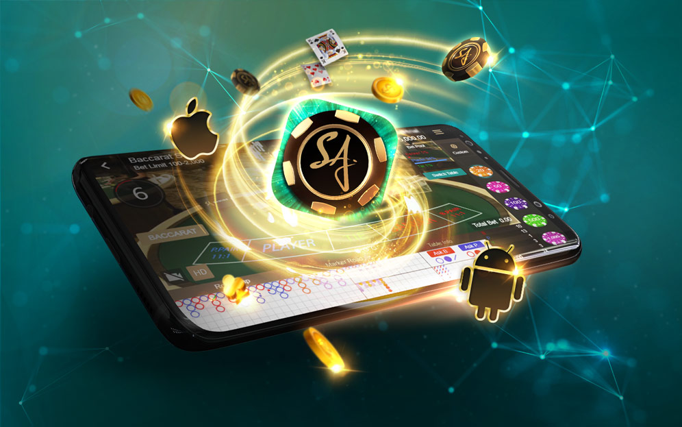 sa gaming app