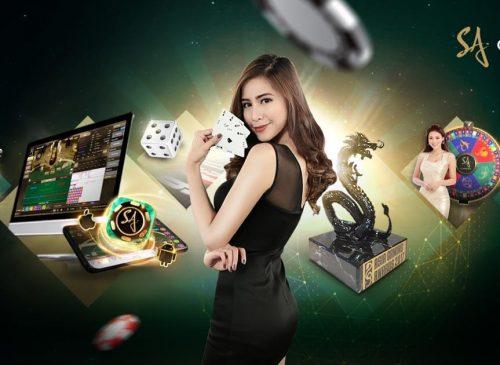 Enjoy All Popular SA Gaming Live Casino Games Here at BK8