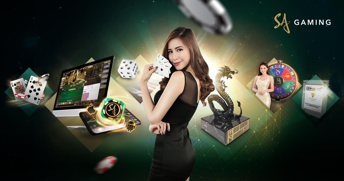 Enjoy All Popular SA Gaming Live Casino Games Here at BK8